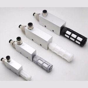 Vacuum Generator Negative Pressure Switch Air Exhaust Ejector Valve CV-10/15/20