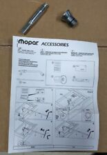 DODGE RAM 1500 DAKOTA Spare Tire Lock Kit With Key NEW  MOPAR