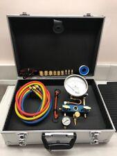 TK-15G Backflow Test Kit , New, w/Alum Case & Cal Cert