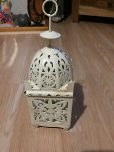Tea Light Holder Lantern Style