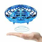 Mini Drone Smart Infrared Sensing Quadcopter Levitation UFO Aircraft Kids Toys