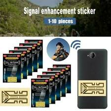 1/5Pcs Cellphone Phone Signal Enhancement Signal Antenna Booster Stickers