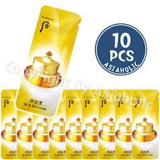 The history of Whoo Qi & Jin Cream 1ml x 10pcs (10ml) Sample Anti-Aging LG Care