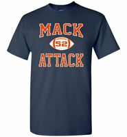 Khalil Mack Shirt Mack Attack Chicago Bears Football T-Shirt