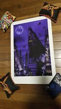 Batman 89 by Rory Kurtz Print Poster Bottleneck NYCC Mint #ed/350 mondo SOLD OUT