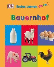 Erstes Lernen mini - Bauernhof (2016, Pappbilderbuch wattiert)
