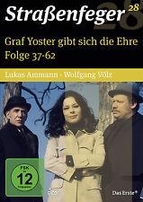 5 DVDs * STRAßENFEGER 28 : GRAF YOSTER GIBT SICH DIE EHRE 37 - 62 # NEU OVP^