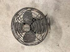 Vintage Delco 6V Auto Car Truck Hot Rod Dash Fan Gm Accessory Lowrider Chopped