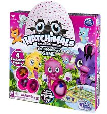 Hatchimals Colleggtibles - The Eggventure Kids Board Game *BRAND NEW IN BOX*