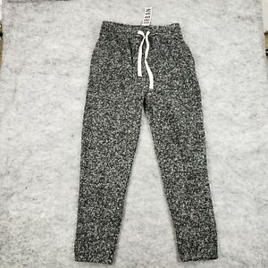 NEW Urban Outfitters Womens M Sweatpants Fleece Speckled Ladies Casual Pockets