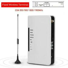 LED Fixed Wireless Terminal Quad-band GSM 850/900/1800/1900MHz Home Phone