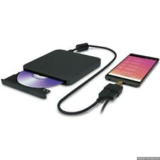 NEW DVD-RW LG GP95NB70 Black Ultra Slim Portable DVD Writer with Android Support