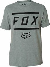 Fox Course Listless Airline Loisirs Ss Tee Gris Taille:S