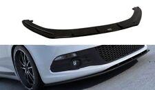 Taza Spoiler Frontal Enfoque Difusor VW Scirocco Negro Mate