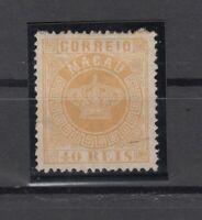W4523/ PORTUGUESE MACAO – Y&T # 19B MINT NO GUM SIGNED – CV 145 $