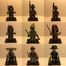 Bundle Of Brand New Rare Pirates Of The Carribean LEGO Minifigures