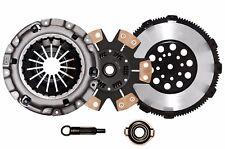 QSC Stage 3 Clutch Kit + Chromoly Flywheel 3000GT VR4 Stealth R/T Twin Turbo