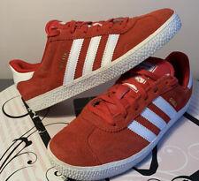 adidas originals gazelle red Size 3