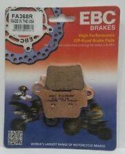 "FA368R 2003 to 2018 KTM SX450 // SXF450 EBC /""R/"" Sintered REAR Brake Pads"