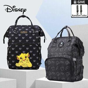 Disney Lion King Mummy Maternity Nappy Stroller Bags Diaper Backpack FREE SHIPP