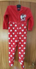 Disney Minnie Mouse Onies, Clothes, Child, Size 3-4 years