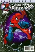 AMAZING SPIDER-MAN (1999) #34 Back Issue