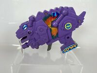 Vintage Wing Sang Purple Toy Gun Dinosaur 1987