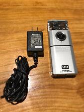 New ListingZoom Q3Hd 2.4 in. Lcd Full Hd Digital Video Recorder - Silver