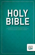 CEB Common English Bible Thinline Softcover by Common English Bible (2014,...