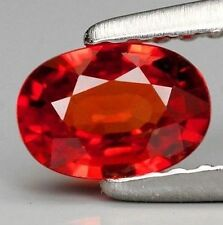 Large Unheated 21.38ct Padparadscha Sapphire Brillaint Orange AAAA+ Loose Gem