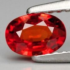 Large Unheated 20.53ct Padparadscha Sapphire Brillaint Orange AAAA+ Loose Gem