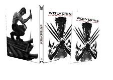 The Wolverine 3D+2D Extended 3-Disc Blu-Ray Lenticular Steelbook New and Sealed+