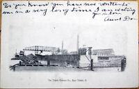 1911 East Toledo, Ohio OH Postcard: 'Toledo Furnace Company'