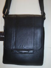 COLE HAAN NWT NEWSPAPER  BAG EXECUTIVE PORTFOLIO BLACK DRESS PENNY UNIT $300RT.