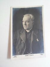 Vintage  RPPC - CANON FLEMING, London 1905 Signed E H Mills Franked+Stamped 1906