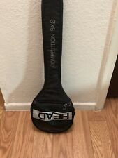 "Head Competition Sx2 Squash Racquet ""Excellent"" With Bag."