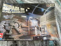 NEW SEALED 1998 AMT Space 1999 Alpha Moonbase Ertl Model 30067 B5