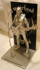 MOTORHEAD LEMMY-SILVER ED- HEAVY METAL ACTION FIGURE