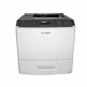 Lexmark T652DN Monochrome Laser Printer - 30 DAY WARRANTY - WORKS GREAT