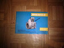 Orig. ETL Deutz Motoren F 2 L 812