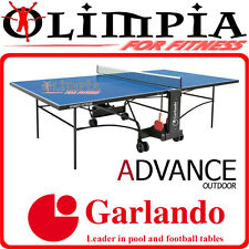 Garlando TAVOLO da PING PONG ( tennis tavolo ) per ESTERNO - ADVANCE OUTDOOR