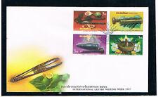 THAILAND 2007 Utensils FDC