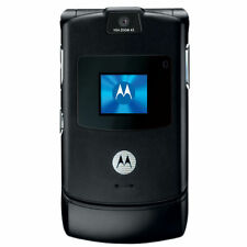 Motorola Razr V3i - Black (Unlocked) Cellular Phone
