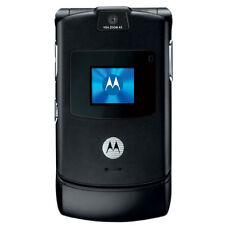 New listing Motorola Razr V3i - Black (Unlocked) Cellular Phone