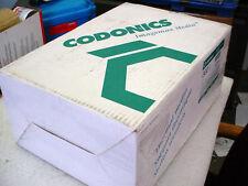 Codonics1600B-A Paper & Black Ribbon with Laminate 8.5 x 11 300 Prints Per Box