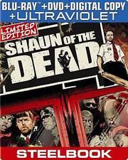 Shaun of the Dead (Blu-ray/DVD, 2013, 2-Disc Set, Includes Digital Copy UltraVi…