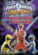 Power Rangers - Ninja Storm - Samurai's Journey (DVD, 2004)