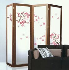 Plum Blossom Flowers Butterfly Vinyl Removable Wall Sticker Decal Home Decor
