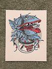 Little Shop Of Horrors Audrey 2 Movie Art Print Poster Mondo Movie Tyler Stout