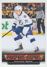 (56698) 2013-14 UPPER DECK RICHARD PANIK #224 YOUNG GUNS ROOKIE CARD